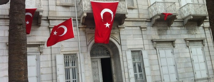 Museo de Atatürk is one of İzmir.