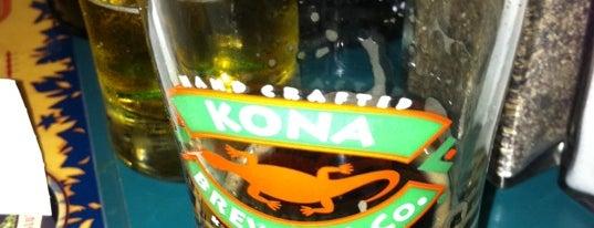 Kona Brewing Co. & Brewpub is one of Brauerei.