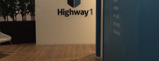 HIGHWAY1 is one of Posti salvati di Michael.