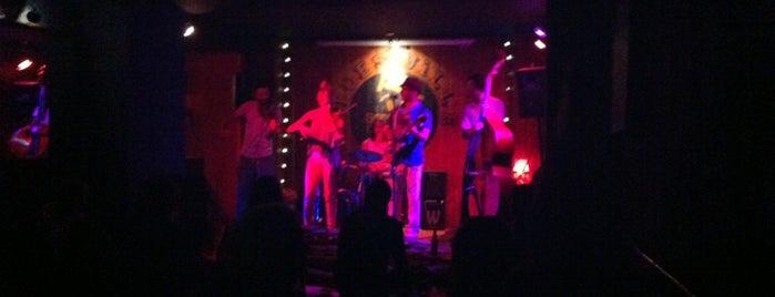 Bluesville is one of Mallorca noche y fiesta.