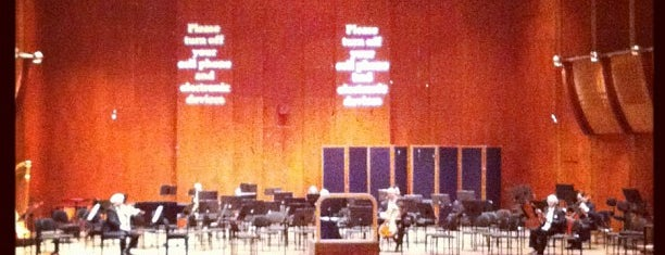 David Geffen Hall is one of Places that Inspire Me.