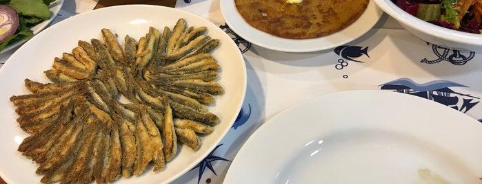 Kıyak Kardeşler Balık Restaurant is one of Yemek.