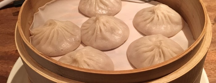 The Bao is one of E New York.