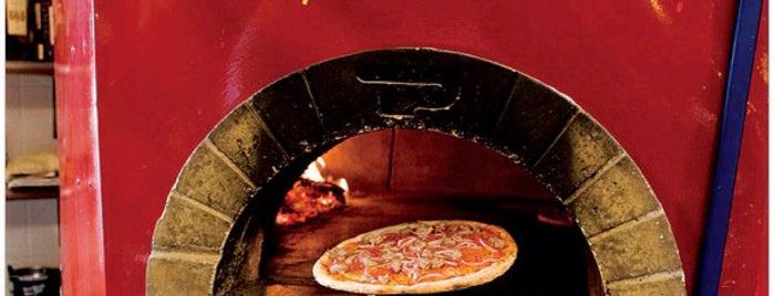 Roberta's Pizza is one of Bushwick food.