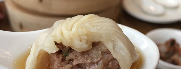 Din Tai Fung is one of London.