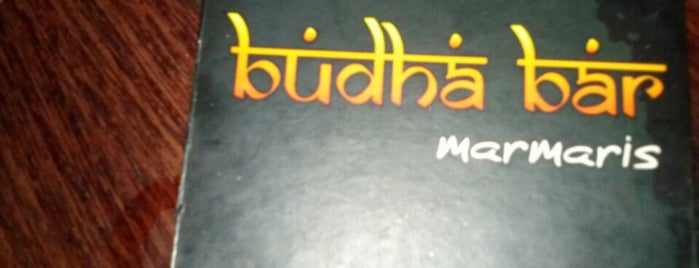 Budha Bar is one of MARMARİS.