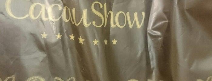 Cacau Show is one of Cacau Show.