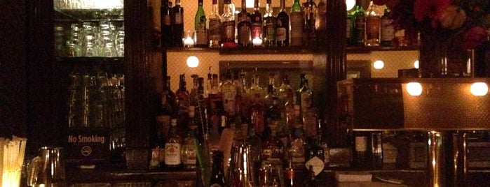 Bonnie Vee is one of Best Date Bars in NYC.