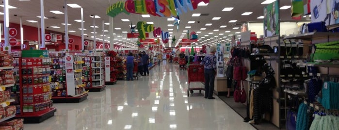 Target is one of Orte, die Angeles gefallen.