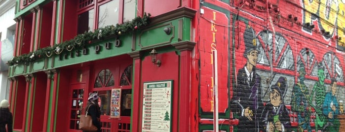 Harat's Irish Pub is one of Краснодар.
