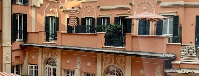 Hotel De La Ville is one of Rome.