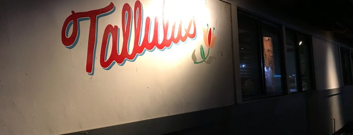 Tallula's is one of Happy Hour LA.