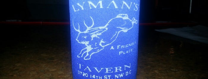 Lyman's Tavern is one of Bryan 님이 좋아한 장소.