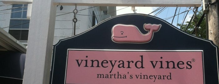 vineyard vines is one of Jared's Liked Places.
