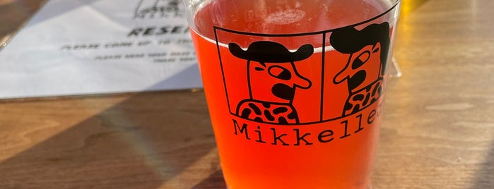 Mikkeller Taproom Little Italy is one of San Diego.