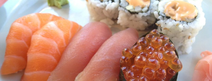 Sashimi Sashimi is one of Evanston dinner spots.