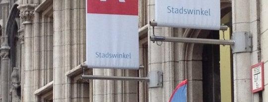 Stadswinkel Antwerpen is one of 80 must see places in Antwerp.