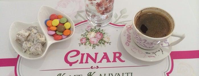 Çınar Kafe Kahvaltı is one of Kahvaltı.
