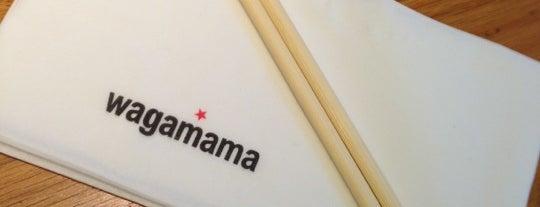 wagamama is one of Bath.