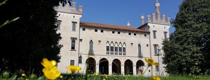 Castello di Thiene is one of Venetoindiretta.it: Pedemontana Vicentina.