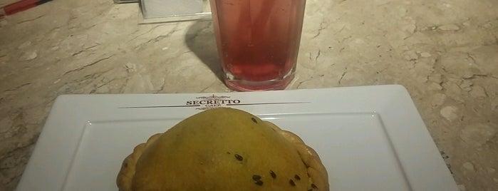 Secretto Café is one of Posti che sono piaciuti a Roy.