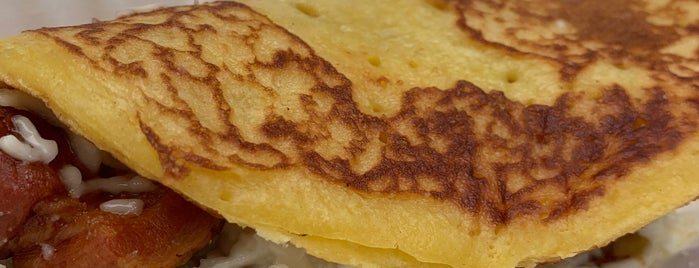Arepa Lady is one of NY.