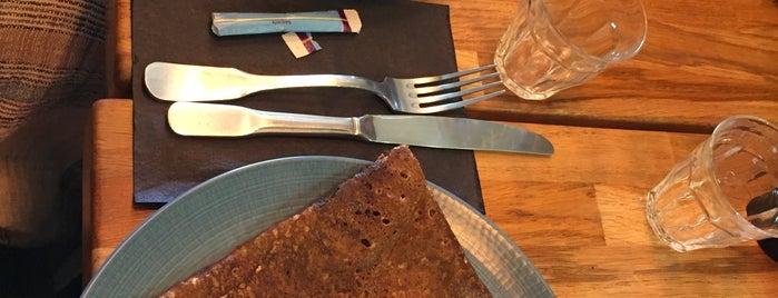 Crêperie Rozell Café is one of Jean-Sébastien'in Beğendiği Mekanlar.