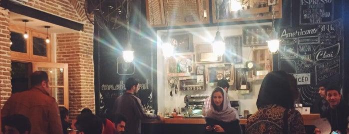 Reera Café & Restaurant | کافه رستوران ری را is one of iran-teheran.