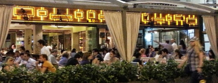 Cafe Cadde is one of yedim içtim gezdim.