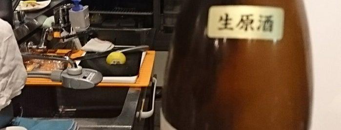 Junmaishu Yata is one of Tokyo Drinking.