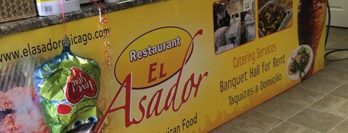 El Asador is one of Tacos 2.