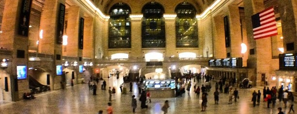 Grand Central Terminal is one of New York to-do 2019.