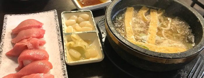 여우골 is one of seafood.