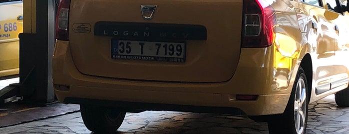 karaman otomotiv is one of Locais curtidos por Ibrahim Deniz.