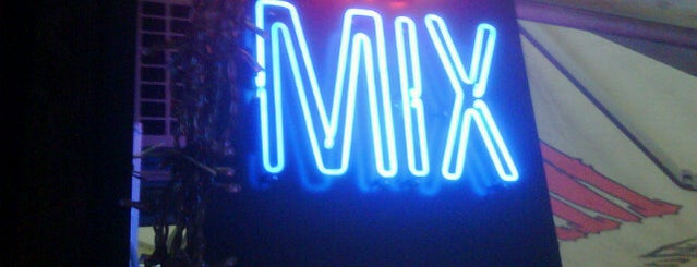 Mix Bar is one of bar.