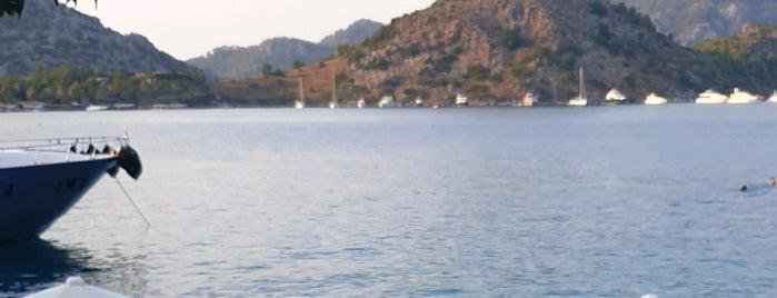 Sevgi Pansiyon is one of marmaris otel.