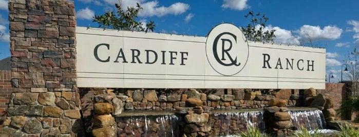 Cardiff Ranch is one of Tempat yang Disukai Ms. Damaris.