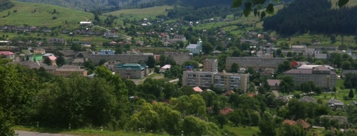 Воловець is one of Orte, die Валентина gefallen.