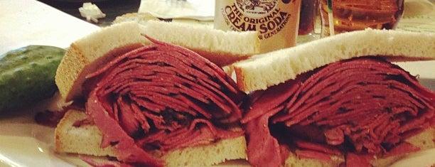 Ben's Kosher Delicatessen is one of D: сохраненные места.
