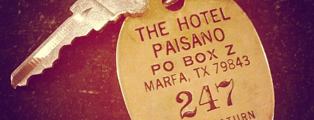Hotel Paisano is one of ATX.