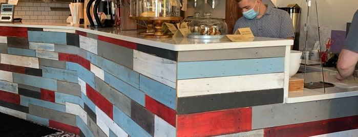 Skip Stone Coffee Roasters is one of Orte, die Duane gefallen.