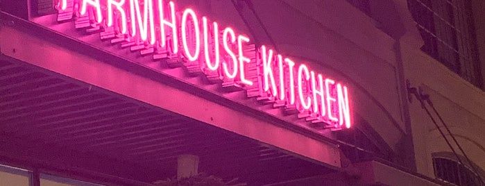 Farmhouse Kitchen is one of Bay Area Food.