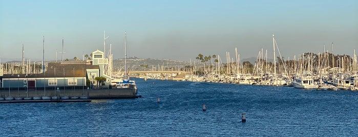 Dana Point Pier is one of OC.