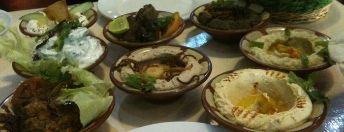 Beirut Restaurant is one of Phnom Penh.