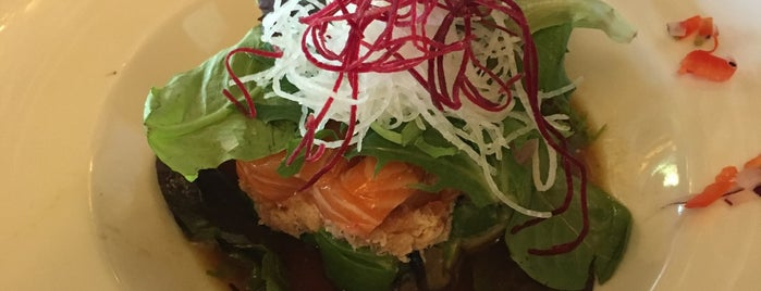 Sushi Mori is one of Vancouver.