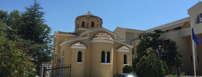 Monastery of Platitera is one of Andreas'ın Beğendiği Mekanlar.