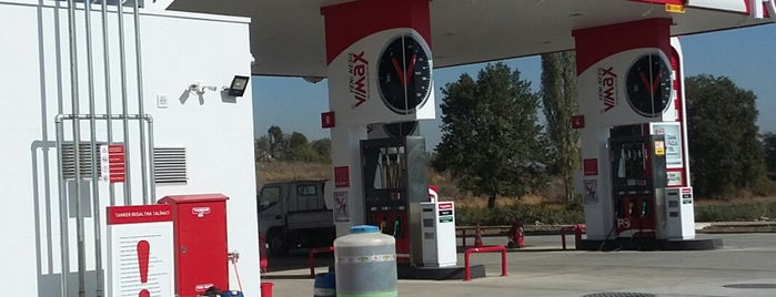 Hasanağa petrol ofisi is one of Locais curtidos por Erkan.