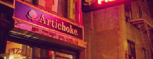 Artichoke Basille's Pizza & Brewery is one of CMJ 2012.