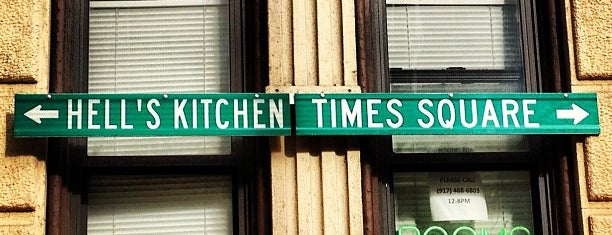 Hell's Kitchen is one of #myhints4NewYorkCity.