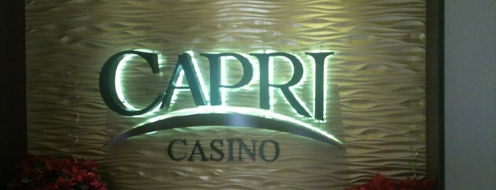 Capri Casino is one of Lugares favoritos de Nanncita.